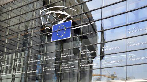 Épület - Brüsszel - Az Európai Parlament épülete