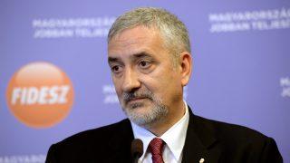 Kvótareferendum - A Fidesz sajtótájékoztatója