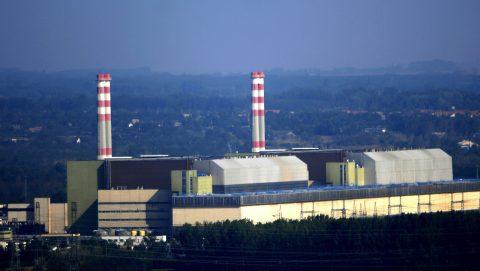 Paks, 2007. augusztus 22. A paksi atomerõmû. MTI Fotó: H. Szabó Sándor