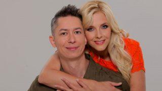 Peller Anna és férje, Lukács Miki