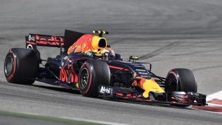 Max Verstappen (NED), #33, Red Bull Racing, Grand Prix Bahrain, Sakhir Int. circuit, Manama, Bahrain, Formula1, Round 3, 2017.??  Motorsports: FIA Formula One World Championship 2017, Grand Prix of Bahrain, , 16.04.2017.   usage worldwide