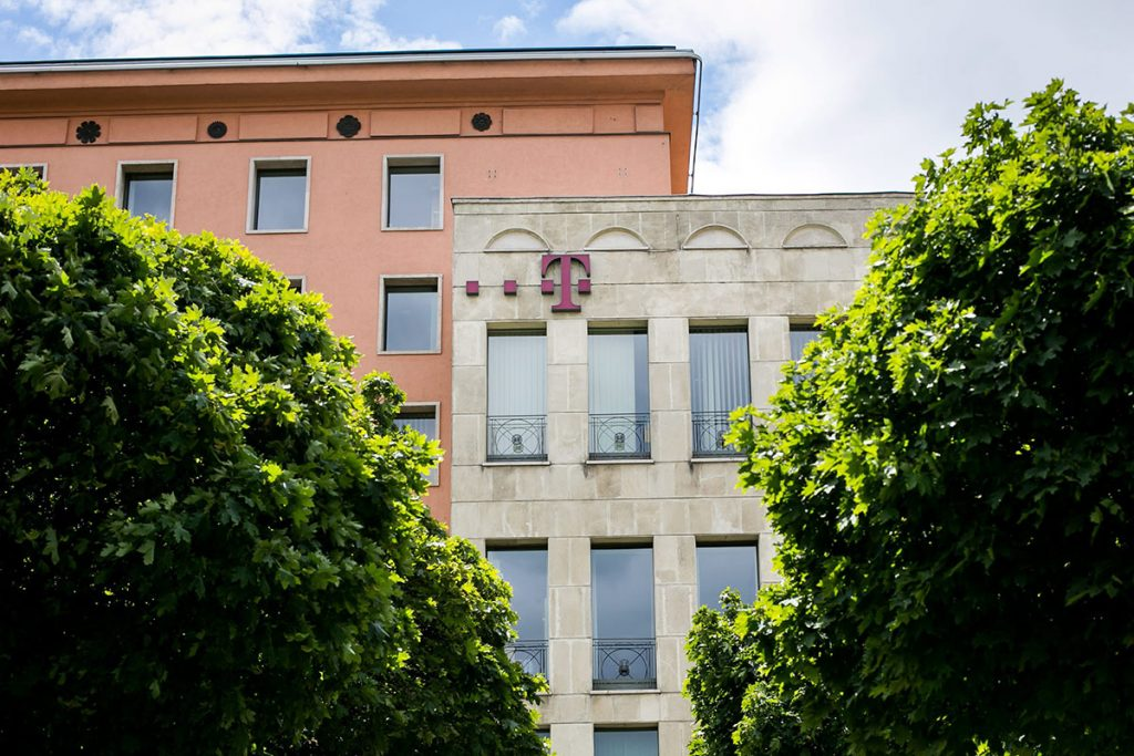 Budapest, 2012. július 17.A Magyar Telekom székháza Budapesten, a Krisztina körúton.MTI Fotó: Mohai Balázs