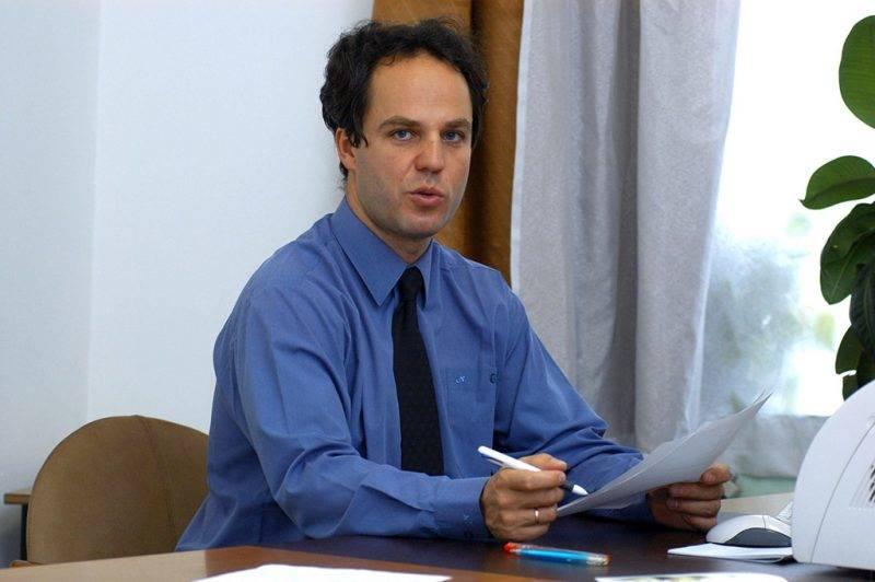 Budapest, 2007. szeptember 11.Bene Krisztián, a Budai Irgalmasrendi Kórház Kht. igazgatója.MTI Fotó: Honéczy Barnabás