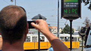 Hőség - Kánikula Budapesten