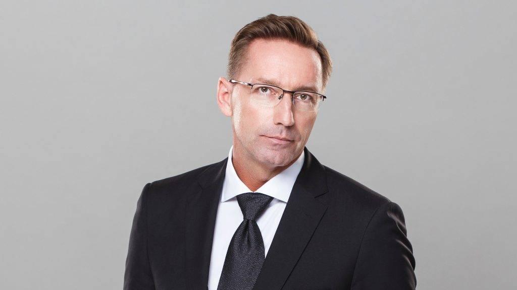 Kotroczó Róbert, az RTL hírigazgatója
