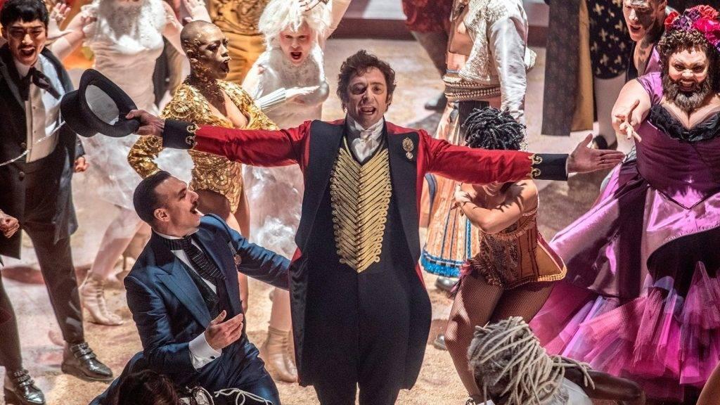 The Greatest Showman (2017) Hugh Jackman