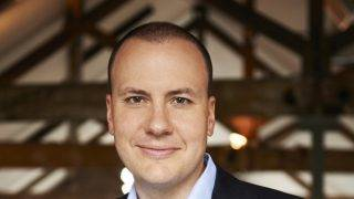 Jean-Briac Perrette, a Discovery Networks International elnök-vezérigazgatója.