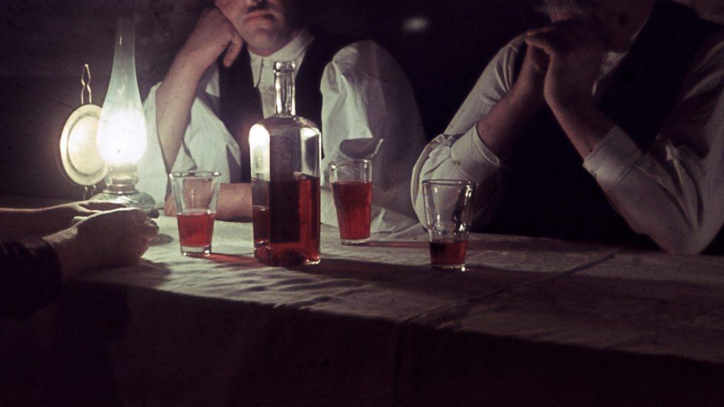 évszám: 1938képszám: 42525 találat: 1 / 8orig: Konok Tamás idcímke: italbolt éjszaka színes italozás +