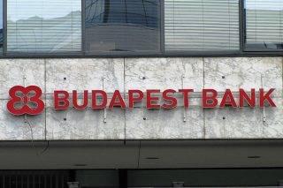 Budapest, 2014. július 14.A Budapest Bank emblémája egy Blaha Lujza téri épület homlokzatán.MTVA/Bizományosi: Simó Endre ***************************Kedves Felhasználó!Az Ön által most kiválasztott fénykép nem képezi az MTI fotókiadásának, valamint az MTVA fotóarchívumának szerves részét. A kép tartalmáért és a szövegért a fotó készítője vállalja a felelősséget.