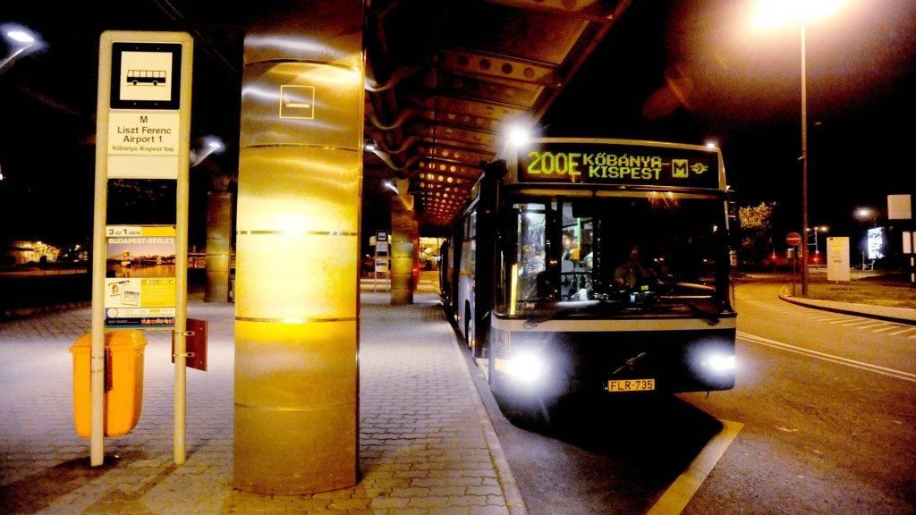 Közlekedés - Május 1-jétől változik a BKV menetrendje