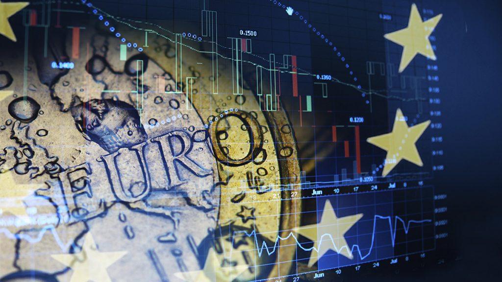 euro invest concept