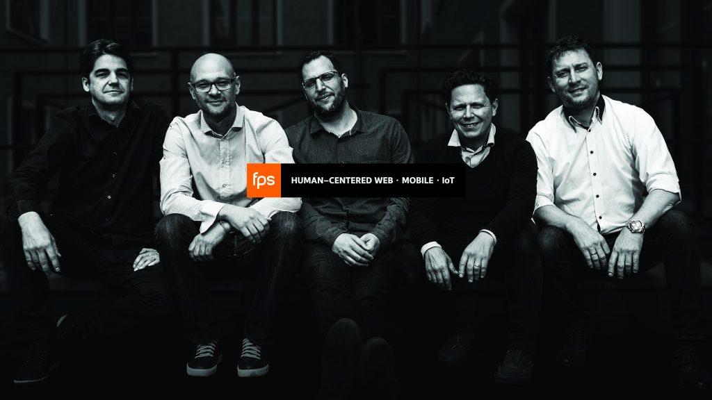 Az fps ügynökség tulajdonosai: Kolozsi István, Nyeste Gábor, Gordon Ákos, Csapó Balázs és Laczkovich Bence