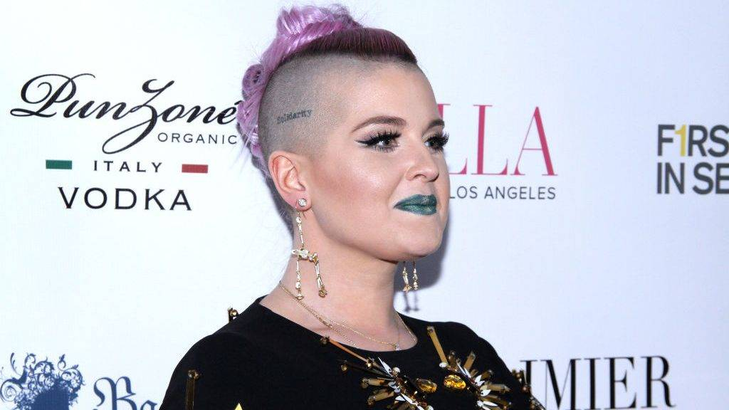 NEW YORK, NY - APRIL 24:  Kelly Osbourne attends the BELLA New York Spring Issue Cover Party at Bagatelle on April 24, 2017 in New York City.  (Photo by Donna Ward/Getty Images)
