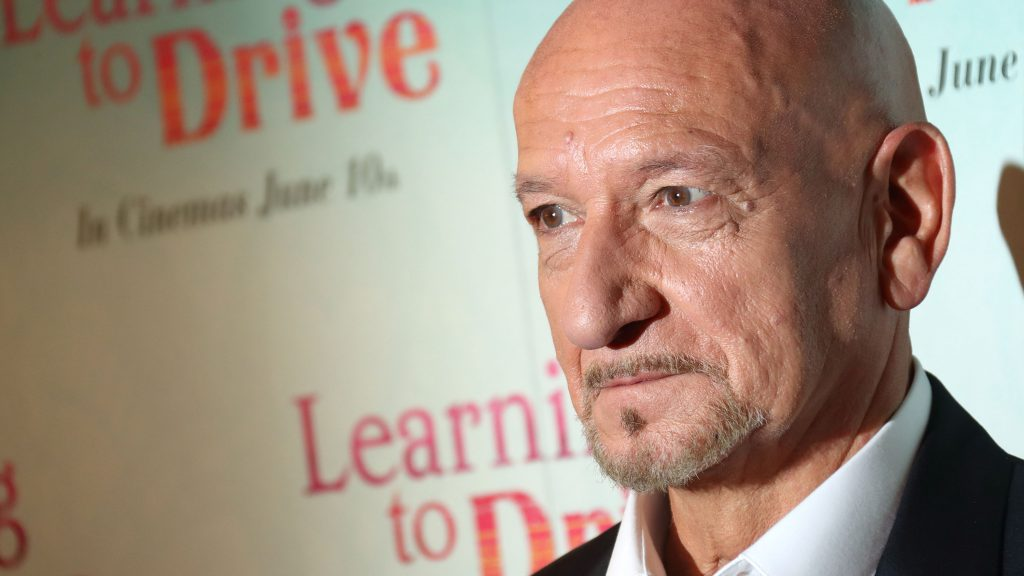 """LONDON, ENGLAND - JUNE 02:  Sir Ben Kingsley arrives for the UK gala screening of """"Learning To Drive"""" at The Curzon Mayfair on June 2, 2016 in London, England.  (Photo by Mike Marsland/Mike Marsland/WireImage)"""