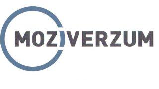 A Moziverzum tévécsatorna logója