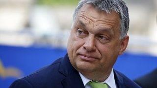 Brüsszel, 2017. június 22.Orbán Viktor miniszterelnök érkezik az Európai Néppárt (EPP) vezetőinek ülésére, amelyet az Európai Unió brüsszeli csúcstalálkozója előtt tartanak 2017. június 22-én. (MTI/EPA/Julien Warnand)