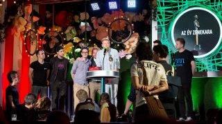 VOLT Fesztivál - Átadták a Petőfi Zenei Díjakat