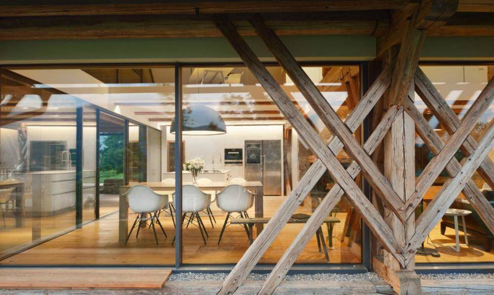 Styria arhitektura  hisa v 2016