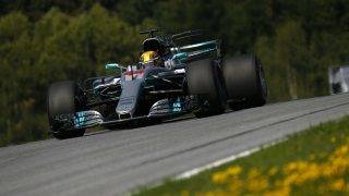 Motorsports: FIA Formula One World Championship 2017, Grand Prix of Austria,  #44 Lewis Hamilton (GBR, Mercedes AMG Petronas F1 Team),