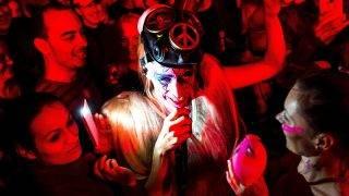 Budapest, 2016. augusztus 12.Pásztor Anna énekel az Anna and the Barbies koncertjén a budapesti Hajógyári-szigeten a 24. Sziget fesztivál első napján, 2016. augusztus 12-én.MTI Fotó: Marjai János