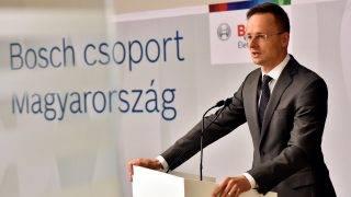 Regionális Szolgáltató Központot épít a Bosch Miskolcon