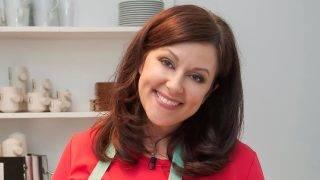 Erdélyi Mónika, a Cukrász műsorvezetője