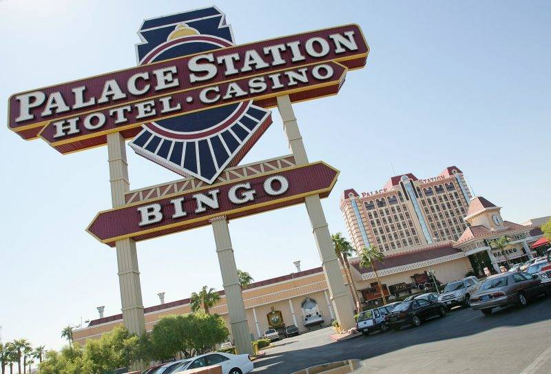 LAS VEGAS - SEPTEMBER 18:  A general view of the Palace Station Hotel & Casino September 18, 2007 in Las Vegas, Nevada. O.J. Simpson is scheduled to be arraigned on September 19 on charges which include burglary, robbery and assault stemming from an incident at the hotel on September 13.  (Photo by Ethan Miller/Getty Images)