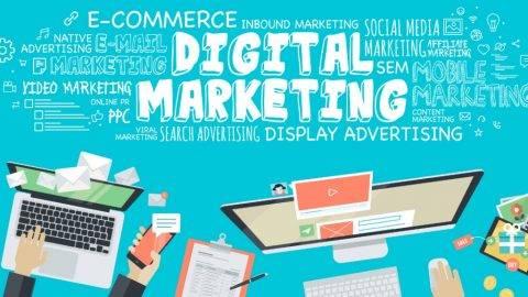 digitális marketing