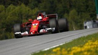 Motorsports: FIA Formula One World Championship 2017, Grand Prix of Austria,  #5 Sebastian Vettel (GER, Scuderia Ferrari),