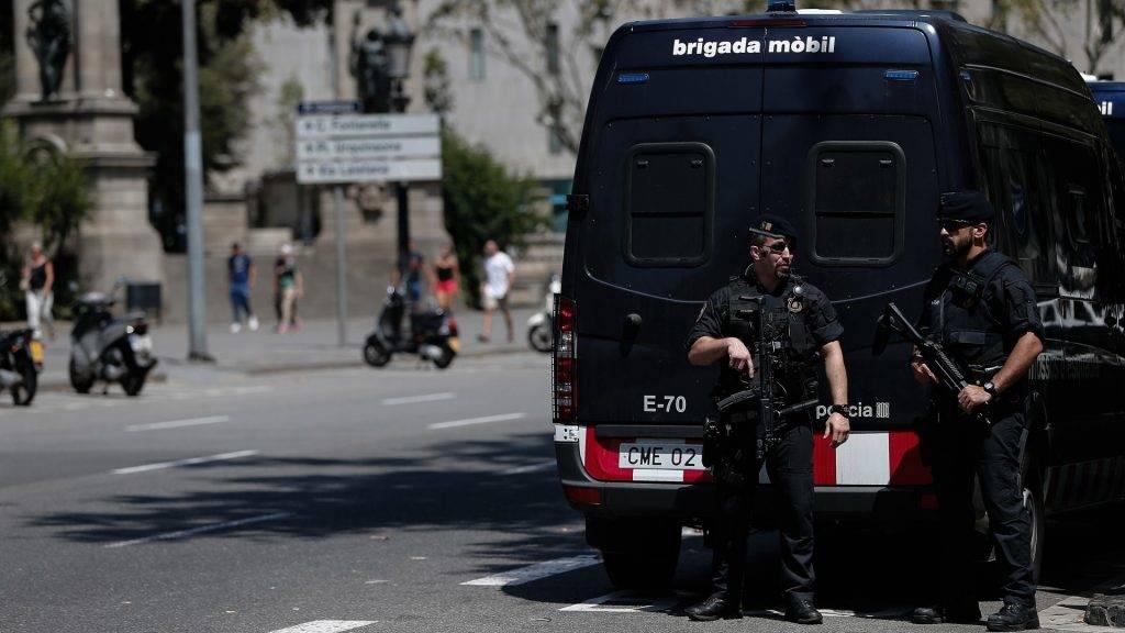 Párizsban jártak a barcelonai terroristák