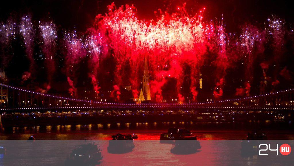 222 millió forintot visz el a szűk félórás tűzijáték