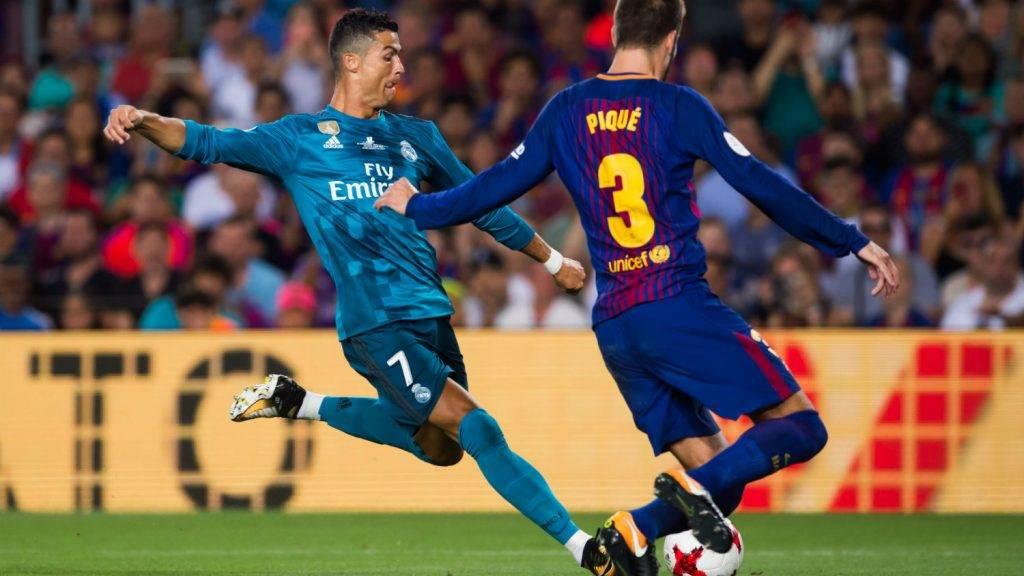Ronaldót kiállították a bombagólja után, Barcelonában nyert a Real Madrid