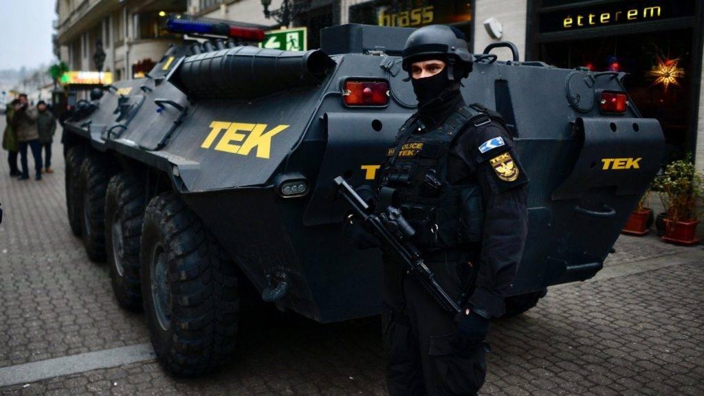 Berlini merénylet - Fokozott ellenőrzés a belvárosban