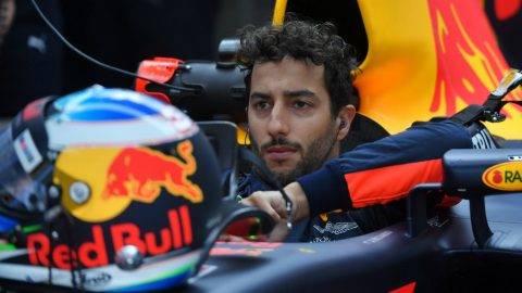 Csapatot válthat a Red Bull pilótája