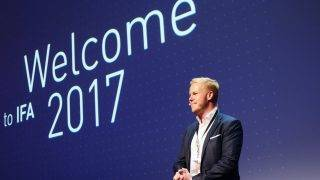 A Panasonic sajtótájékoztatója az IFA 2017 konferencián