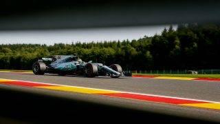 Spa-Francorchamps, 2017. augusztus 25. Lewis Hamilton, a Mercedes brit versenyzõje a Forma-1-es autós gyorsasági világbajnokság Belga Nagydíjának elsõ szabadedzésén a Spa-Francorchamps versenypályán 2017. augusztus 25-én, két nappal a futam elõtt. (MTI/EPA/Stephanie Lecocq)