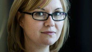 Neizer Anita, a hvg.hu távozó főszerkesztője