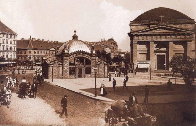 A századfordulón még metrót építettek volna a Nagykörút alá 1