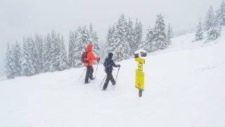 ausztria, havazás