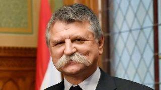 Kövér László fogadta a jordániai szenátus elnökét