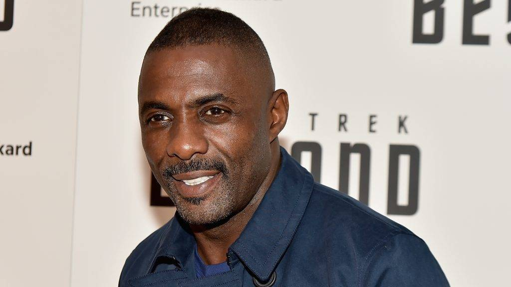 """NEW YORK, NY - JULY 18:  Idris Elba attends the """"Star Trek Beyond"""" New York Premiere at Crosby Street Hotel on July 18, 2016 in New York City.  (Photo by Theo Wargo/Getty Images)"""