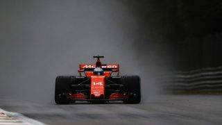 during final practice for the Formula One Grand Prix of Italy at Autodromo di Monza on September 2, 2017 in Monza, Italy.