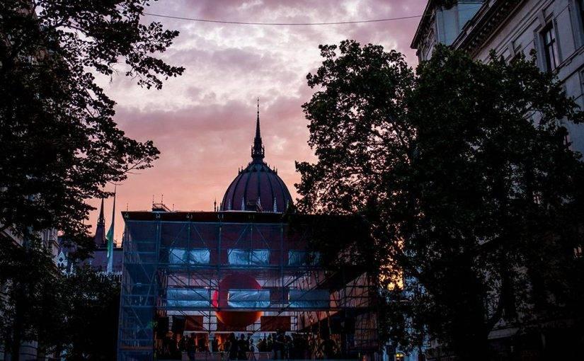 2017.09.01. A cstlakozó pártok képviselőivel megnyílt a Közös Ország Mozgalom szervezésében létrejött Agóra. Fotó:24.hu/Karancsi Rudolf