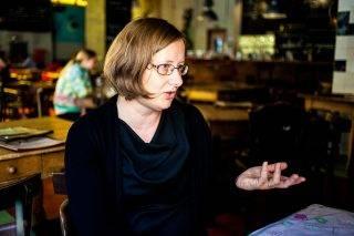 2017.09.08. Bojana Kunst interjú