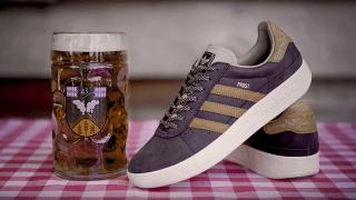 7364b2164d Az Adidas piacra dobja a sör -és hányásálló cipőt