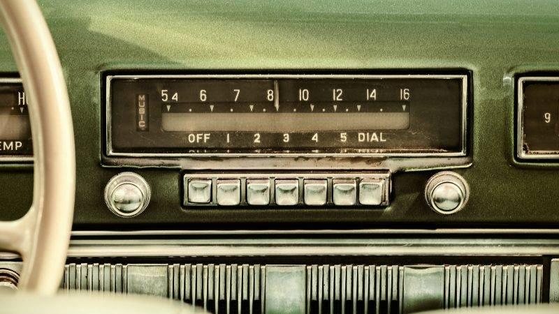 rádió fotó: thinkstock