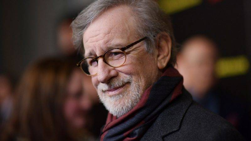 """NEW YORK, NY - MARCH 27: Steven Spielberg attends the """"Five Came Back"""" world premiere at Alice Tully Hall at Lincoln Center on March 27, 2017 in New York City.   Mike Coppola/Getty Images/AFP"""