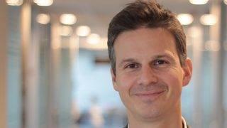 Szőke Péter, az Isobar Budapest új vezetője. fotó: Isobar Budapest
