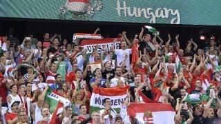 Kolozsvár, 2017. szeptember 2.Magyar szurkolók a férfi kosárlabda Európa-bajnokság C csoportjában játszott Montenegró - Magyarország mérkőzésen Kolozsváron 2017. szeptember 2-án.MTI Fotó: Czeglédi Zsolt