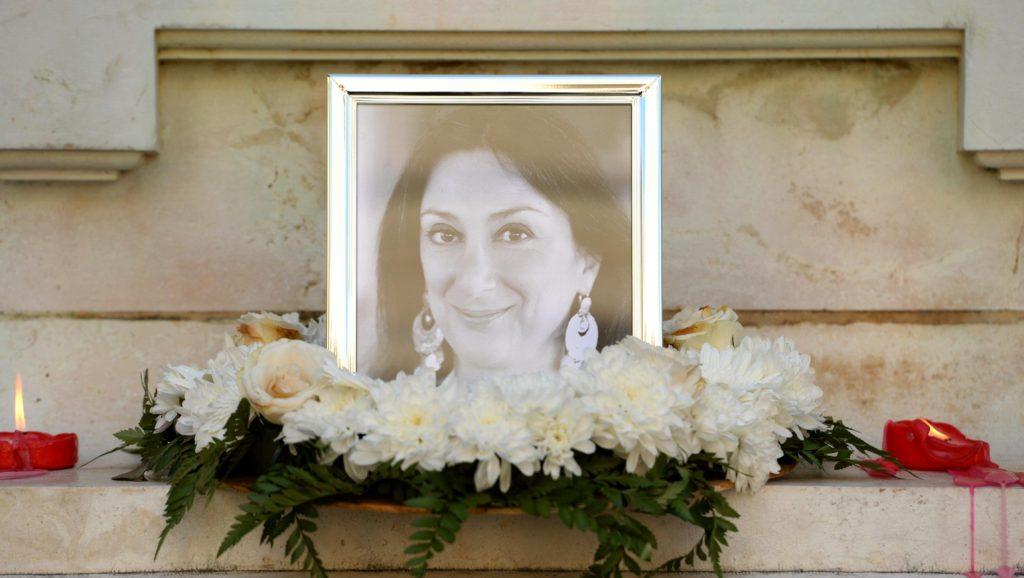 Azonosították a máltai újságíró-gyilkosság értelmi szerzőit